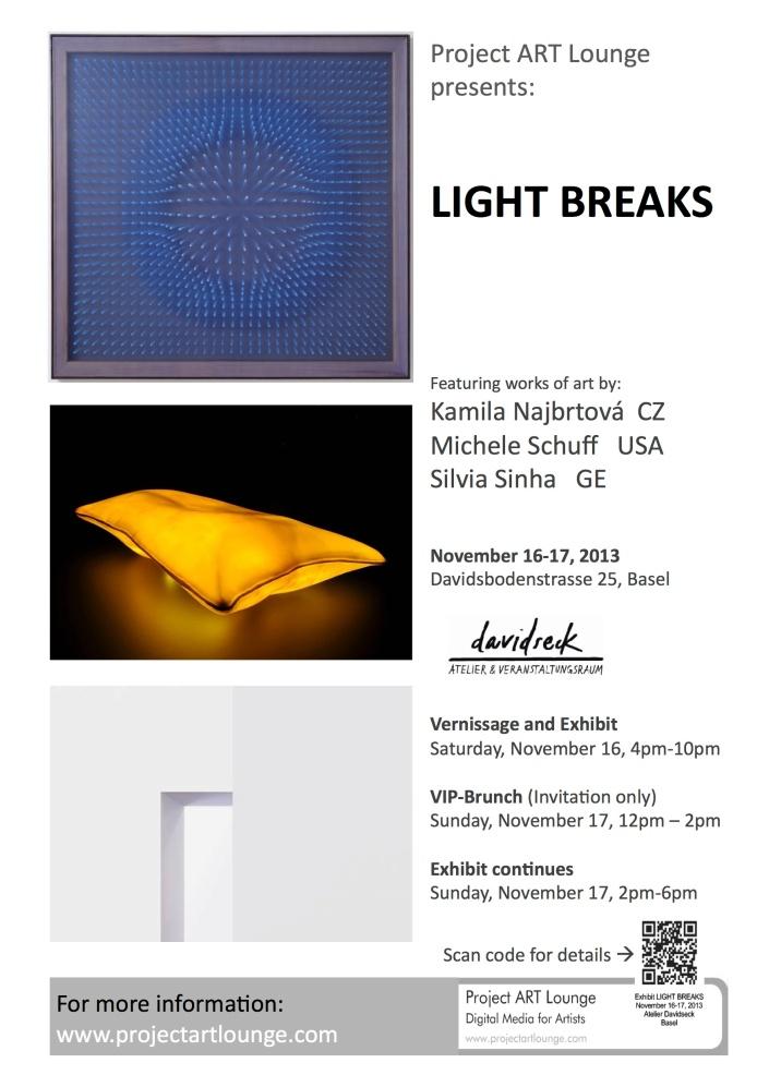 LIGHT BREAKS - Registration
