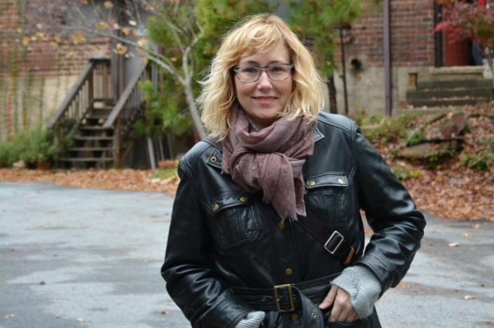 Michele Schuff Studio Visit