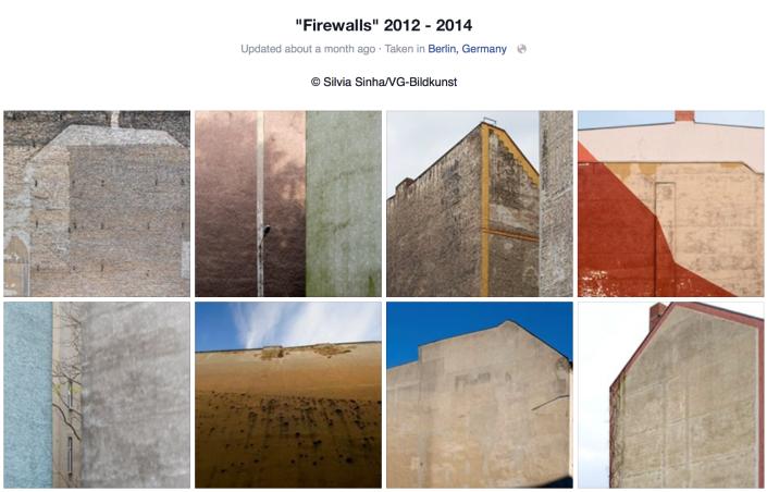 Firewalls - Silvia Sinha